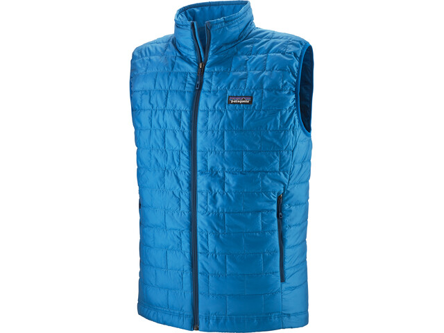 Patagonia Nano Puff bodywarmer Heren, andes blue/andes blue
